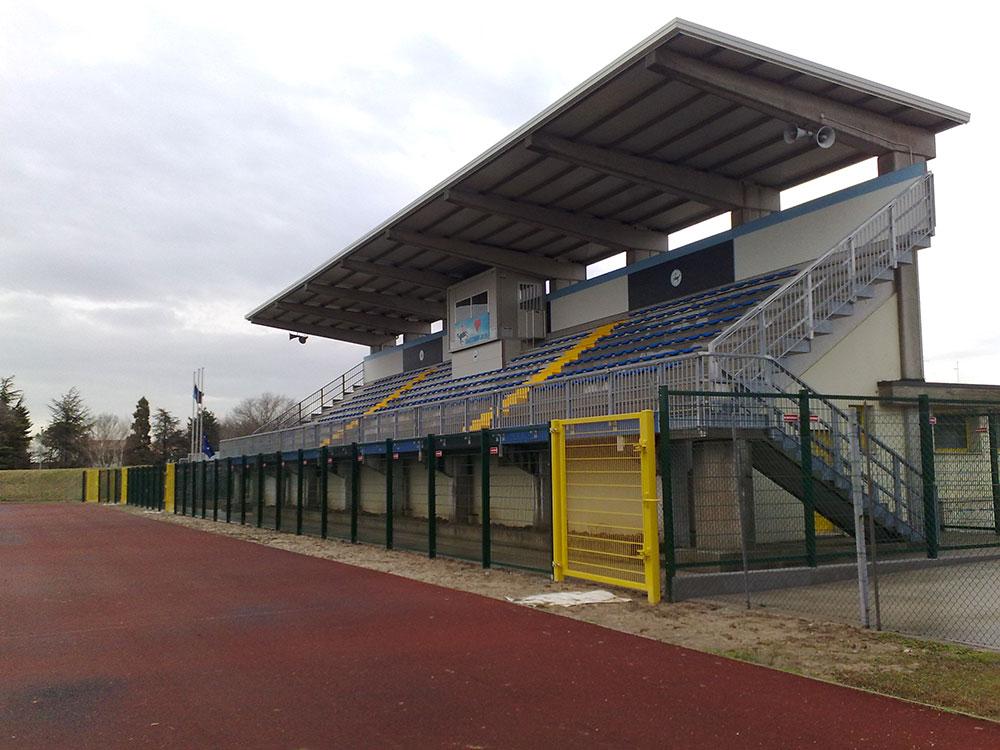 Intervento di adeguamento LegaPro – Stadio comunale -Concordia Sagittaria (VE)