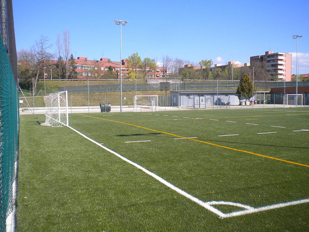 """Opere di miglioria impianto sportivo """"F.Capocasale"""" – Udine"""