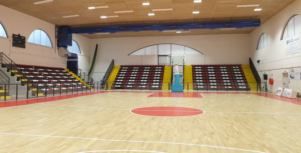 Palasport Monfalcone