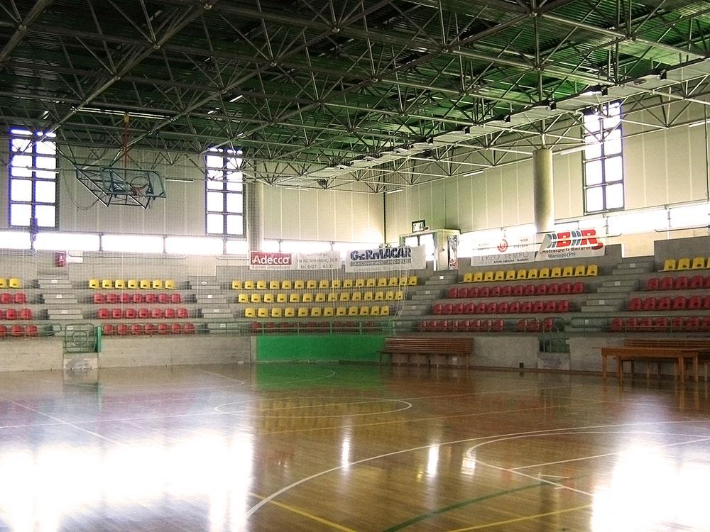 Ristrutturazione e adeguamento Normativo Palazzetto dello sport – Maniago