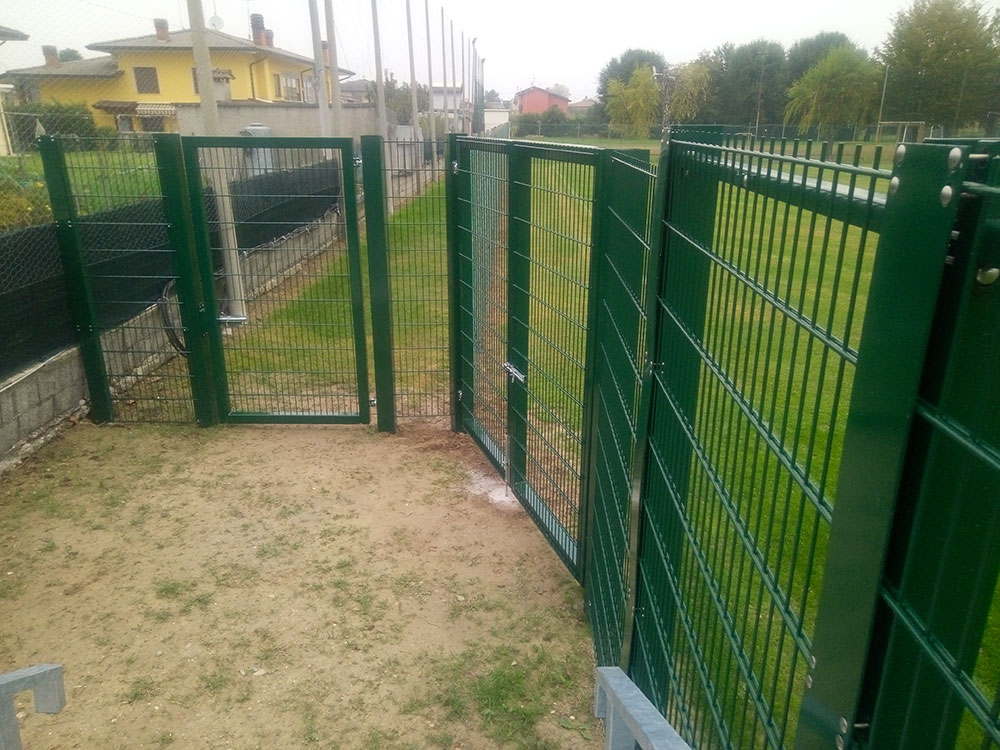 Adeguamento campo di calcio di Paludetto – Concordia Sagittaria (VE)