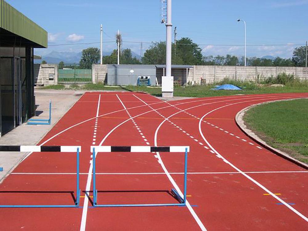 Ristrutturazione pista di atletica – Mereto di Tomba (UD)