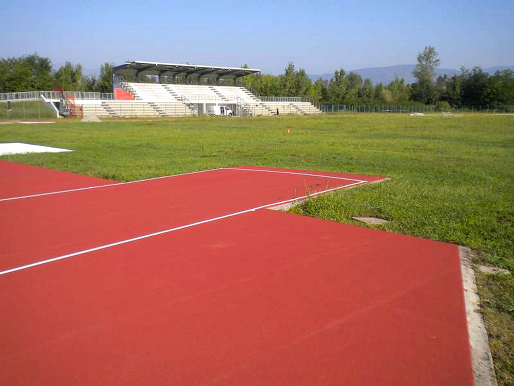 Rifacimento pista di atletica – Spilimbergo (PN)