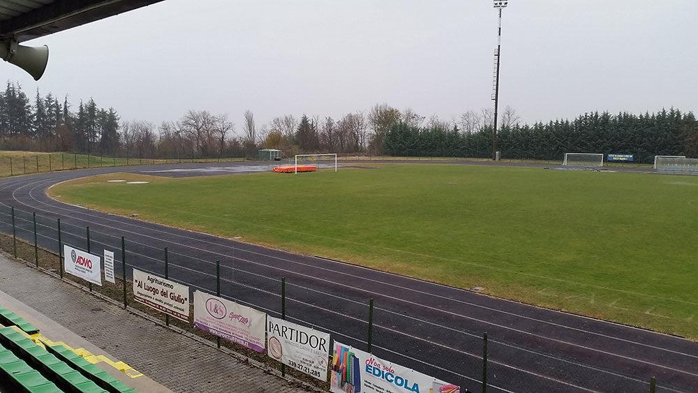 Rifacimento pista di atletica – Vajont (PN)