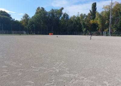 Ristrutturazione e trasformazione del campo B da erba naturale in erba sintetica – Codroipo (UD)