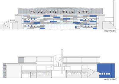 Adeguamento e messa in sicurezza Palazzetto dello sport – Zoppola (PN)