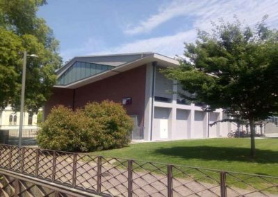 Adeguamento palestra scuole medie – Spilimbergo (PN)