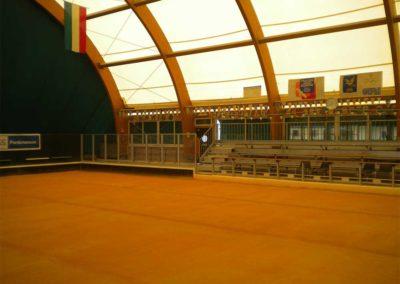 Adeguamento norme CONI e VVF del bocciodromo comunale – Azzano Decimo (PN)