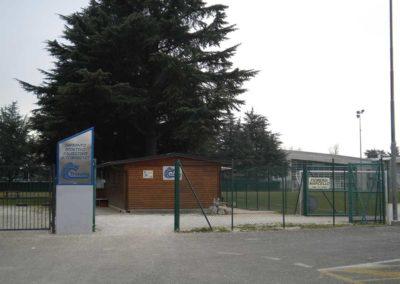 "Miglioramento ed adeguamento impianto calcistico ""G.Tomasetig"" – Udine"