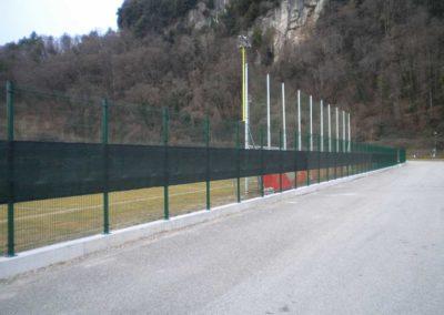 Manutenzione straordinaria impianti sportivi via Forgiarini – Osoppo (UD)