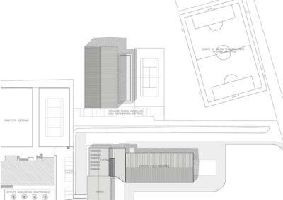 Area ricreativa, sportiva, scolastica – 3° lotto – Palazzolo dello Stella (UD)