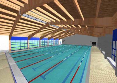 Nuova piscina coperta – San Pietro in Gu (PD)