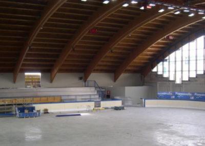 Manutenzione straordinaria Palaghiaccio di Piancavallo – Aviano (PN)