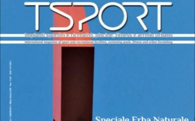 Speciale manutenzione  TSport n.331 Febbraio 2020 – Palasport Ca' Savio
