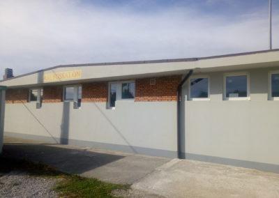 Adeguamento campo di calcio di Fossalon – Grado (GO)