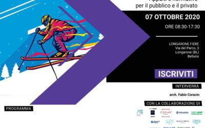 Workshop Progettazione ed opportunità – Longarone – Ottobre 2020