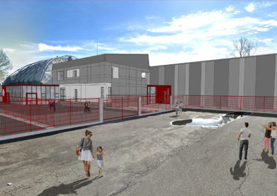 Riqualificazione Campus Sportivo – Codogno (LO)