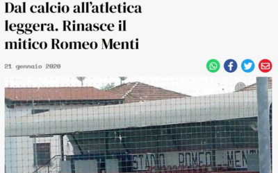 """Riqualificazione Stadio """"Romeo Menti"""" a Montichiari"""