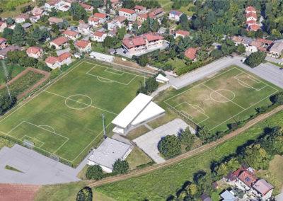 Riqualificazione complessiva dell'Impianto sportivo di via Basiliano – Udine