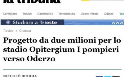 """Riqualificazione Stadio """"Opitergium"""" – Oderzo"""