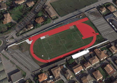 "Riqualificazione Stadio ""Romeo Menti"" – Montichiari (BS)"