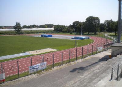 Riqualificazione della pista di atletica comunale – Casarsa della Delizia (PN)